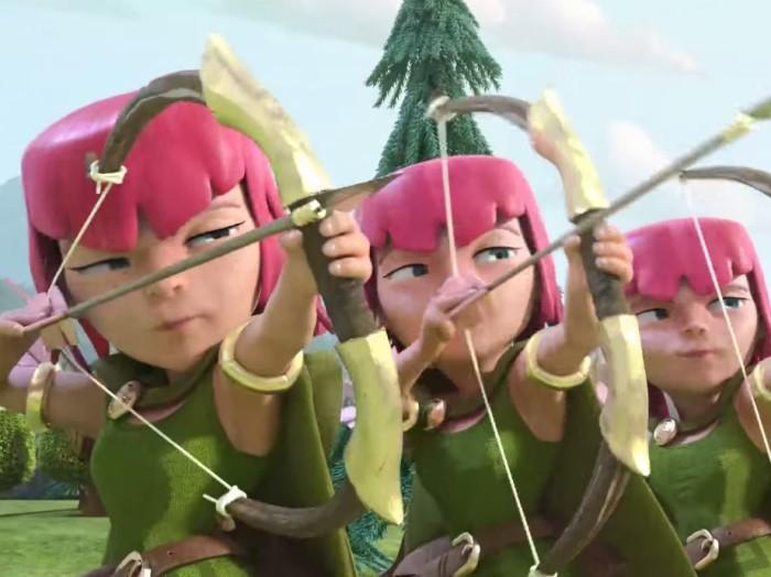 archers_clash_of_clans